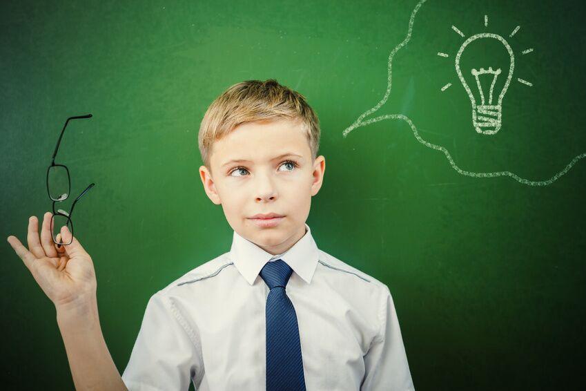 ciekawość i pomysłowość dzieci