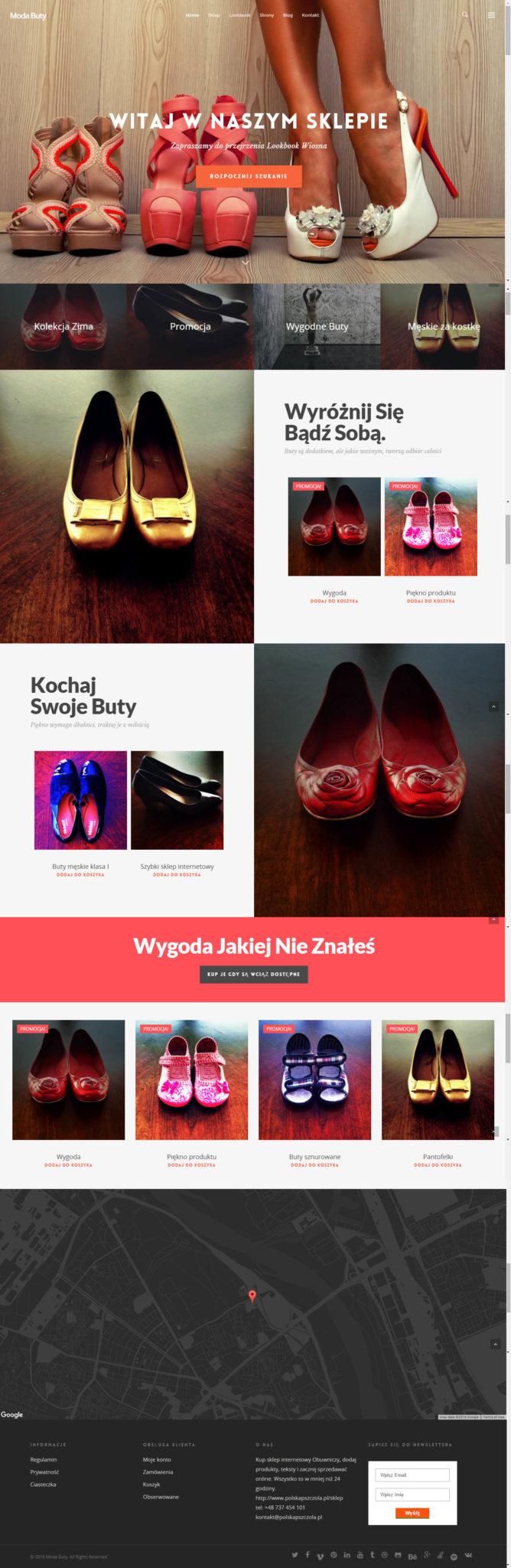 6ea44d400 Femina: sklep internetowy do sprzedaży odzieży, butów, etc - Polska ...